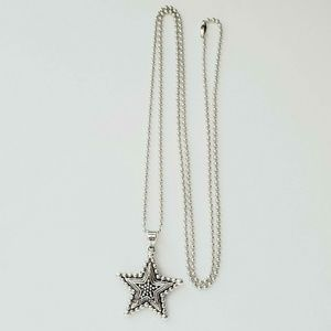 LAGOS Sterling Silver Celestial Star Necklace